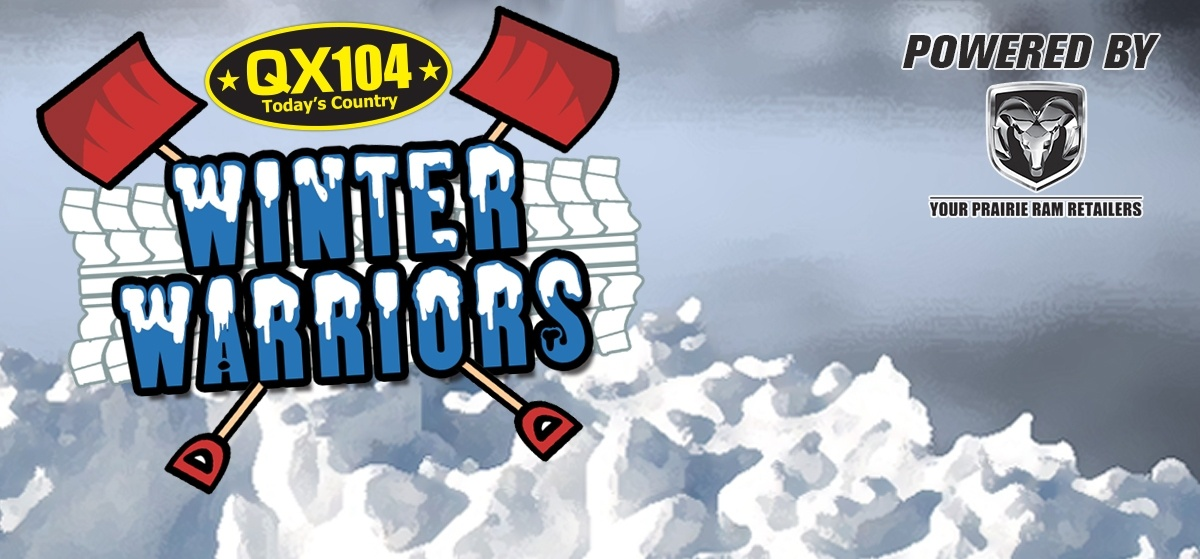QX104 Winter Warriors