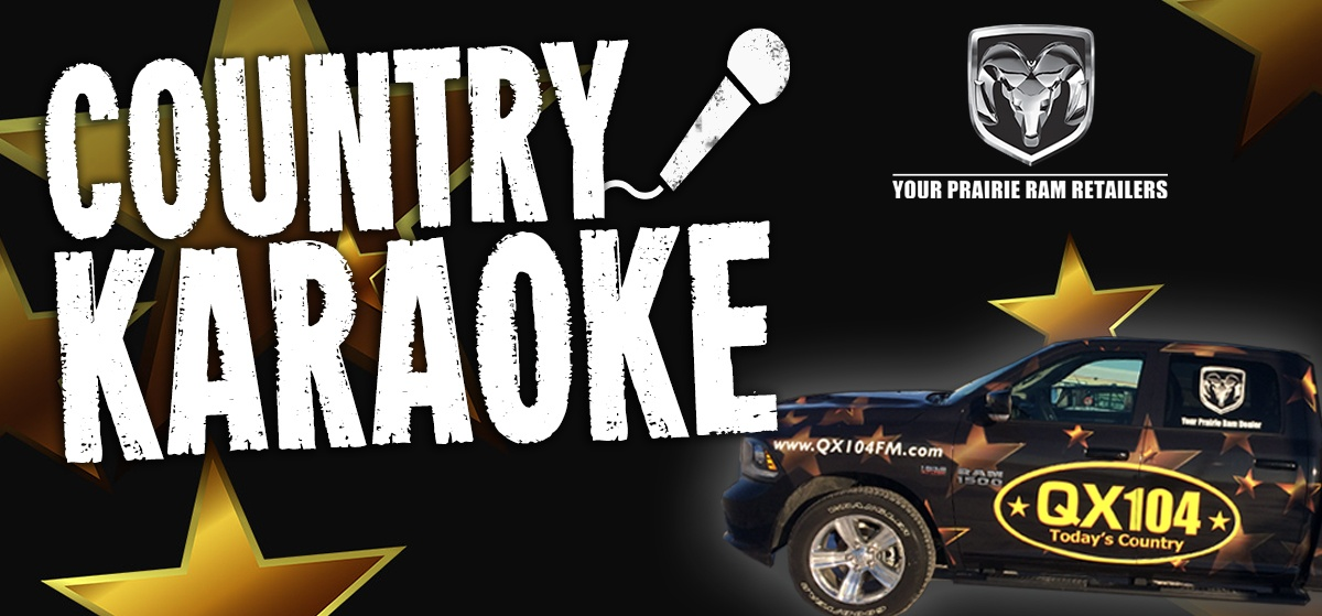 QX104 Country Karaoke