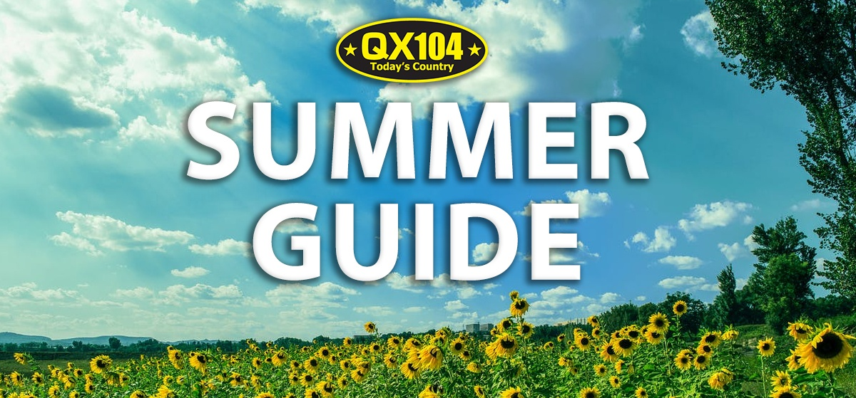 QX104 Summer Guide!