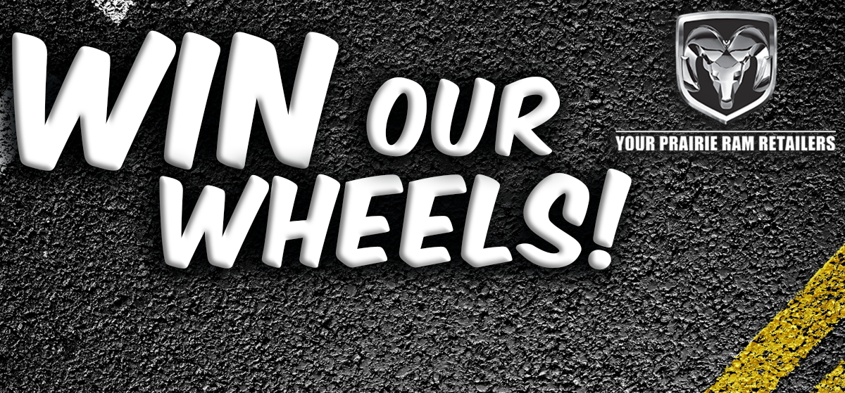 Win our Wheels 2017!