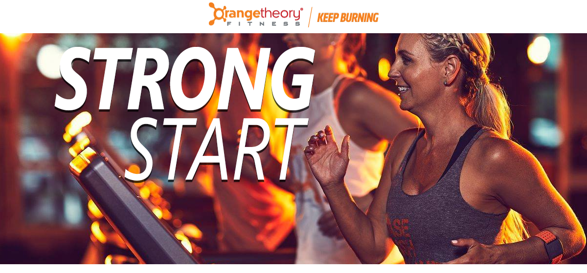 Start Strong with Orangetheory Fitness!